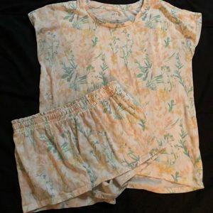 Apt 9 sleepwear set